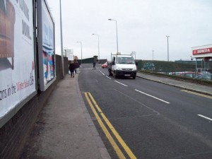 Hoole Road Bridge Death Trap