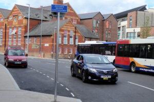 Gorse Stacks Cycle Lane Problem