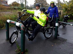 Greenway Barrier Image