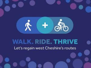 Walk Ride Thrive Logo