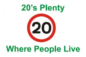 20's Plenty Campaign