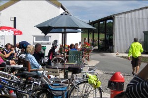 Nettie's Cafe at Burton Marshes