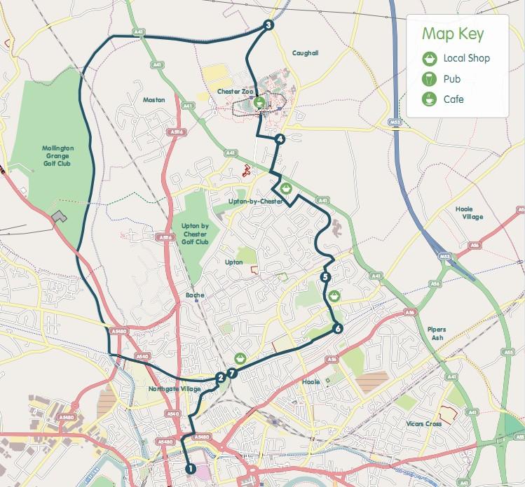 Zoo Circular Map