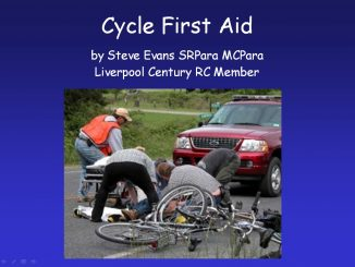 Cycling First Aid