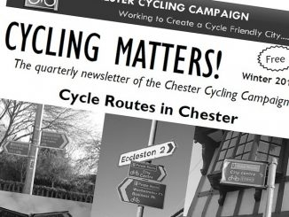 Cycling Matters Newsletter