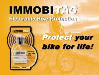 Bike Security Tag