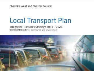 Local Transport Plan Cover