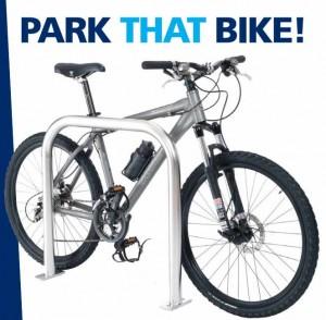 Picture of Bike Rack and Bike